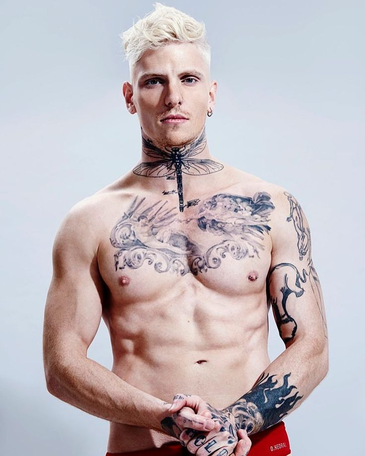 Andre tattoo fuck - 2 1