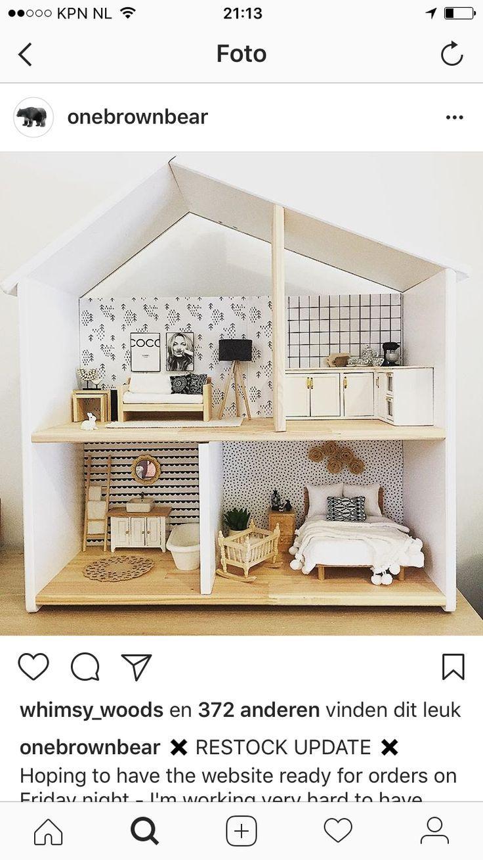 Einfaches haus design bilder einzigen stock modern dollhouse inspiration diy dollhouse furniture modern