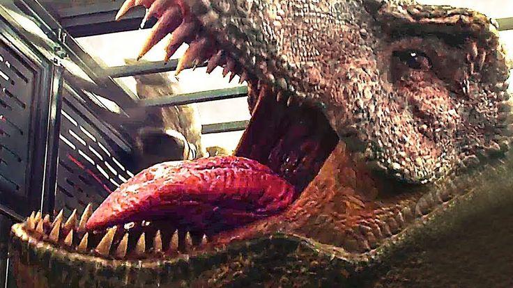 #BandeAnnonce, #JURASSICWORLD2, #JURASSICWORLD22018, #Trailer2018  JURASSIC WORLD 2 revient le 22 juin 2018  les dinosaures revienne en 2018 le film jurassic world 2 un film plutot cool a voir au cinéma un avant en vidéo si vous etes fan de jurassic world le deuxièmevolet.