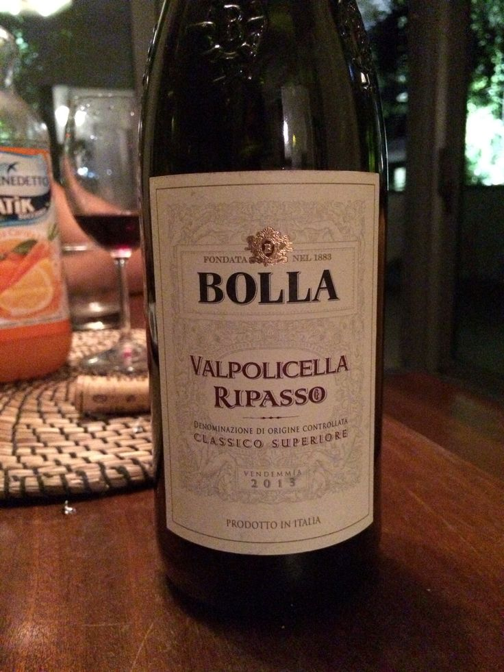 One of MY favorite Italian's wine