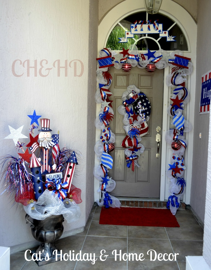 4th of July, the whole door