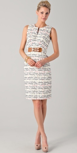 Milly work dress!                                                                                                                                                                                 More