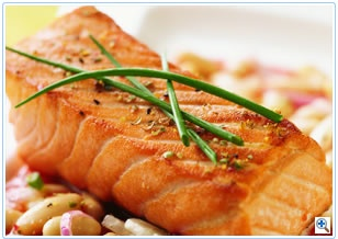 Copper River King Salmon Fillet