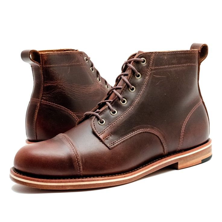 Muller Brown Pair Side-HELM Boots