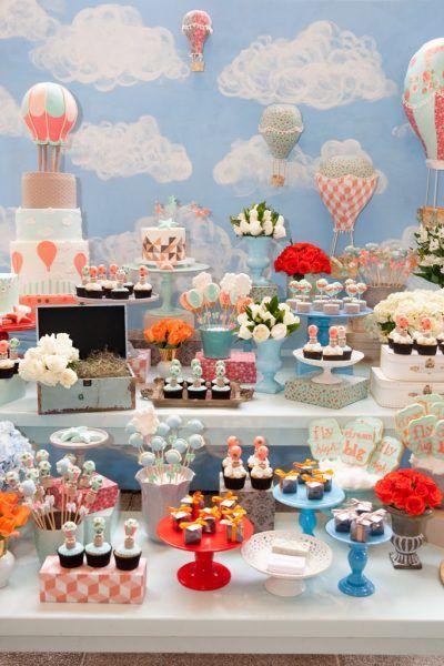 Festa tema Balões | Macetes de Mãe