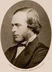 Hace 100 años murió Joseph Lister, creador de la antisepsia