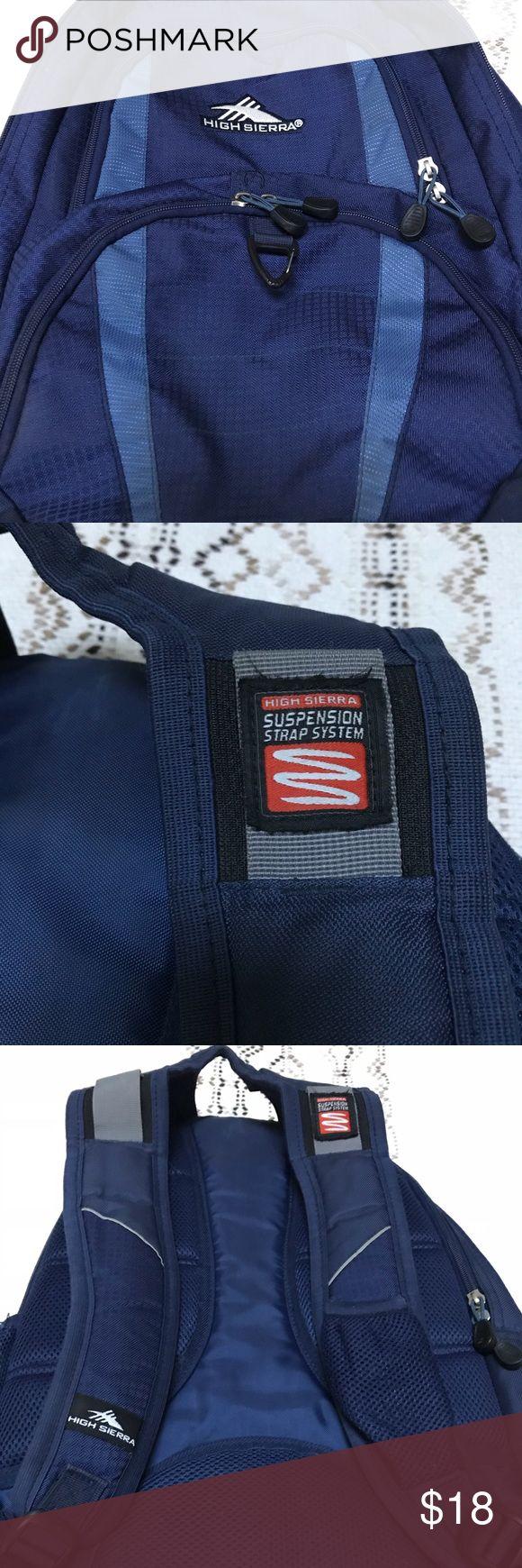 Nice High Sierra backpack Very nice High Sierra backpack. EUC! High Sierra Bags Backpacks