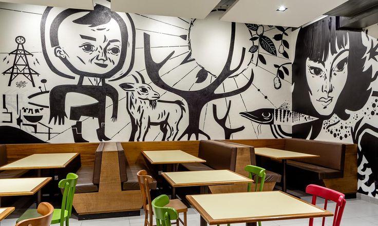 Restaurante Esquina Mocotó - Galeria de Imagens | Galeria da Arquitetura