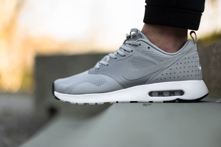 Air Max Tavas Grey White