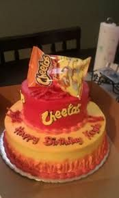 happy b-day to the people who love hot chettos