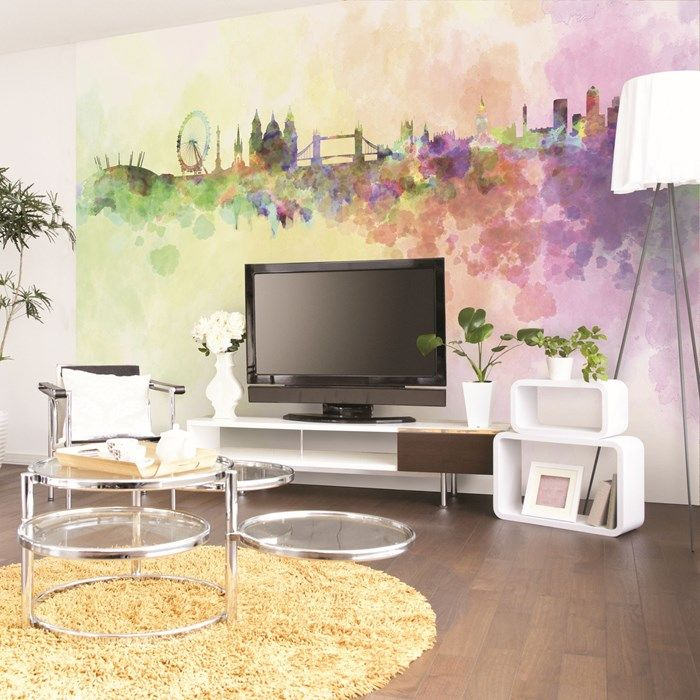 140 best images about digital wall murals on pinterest for Digital wall mural