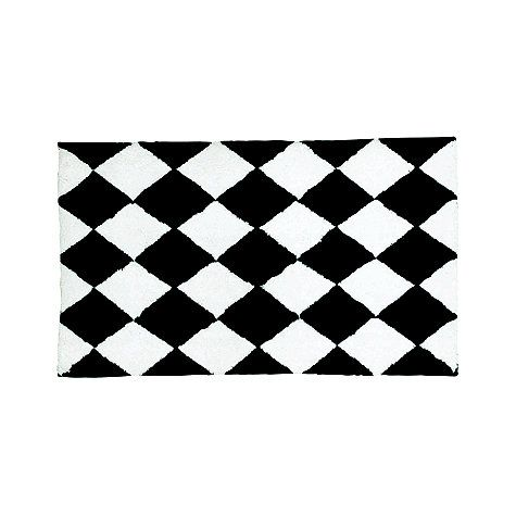black and white bathroom rug harlequin bath rug rug patterns rugs and bath rugs 22729
