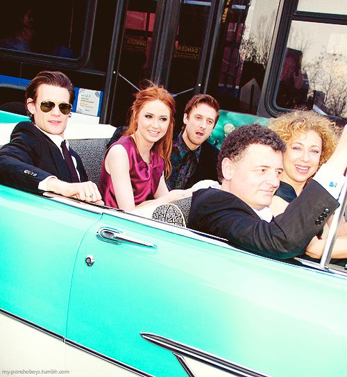 Get in loser, we're going time travelling!