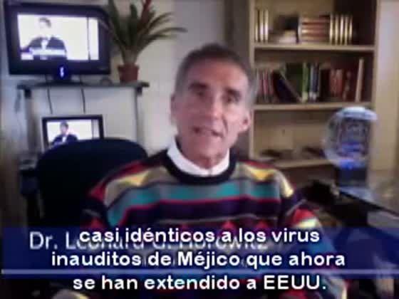 LA GRIPE PORCINA Y AVIAR SON FABRICADAS EN LABORATORIOS