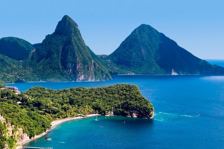 Scenic peaks and lush vegetation are just a few things that make this southern Caribbean island so idyllic. St. Lucia's symbols are the jagged Piton peaks, rugged mounta…