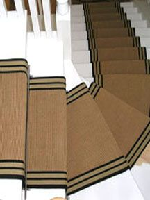 Best Striped Jute Runner With Images Hallway Carpet Runners 400 x 300