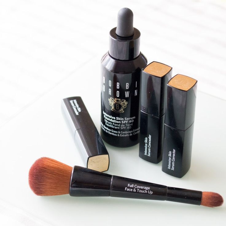 Review: Bobbi Brown Intensive Skin Serum Corrector and Concealer (Before and After)