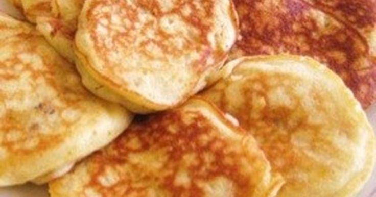 バナナと卵だけで! パンケーキ by TinyKeek [クックパッド] 簡単おいしいみんなのレシピが245万品