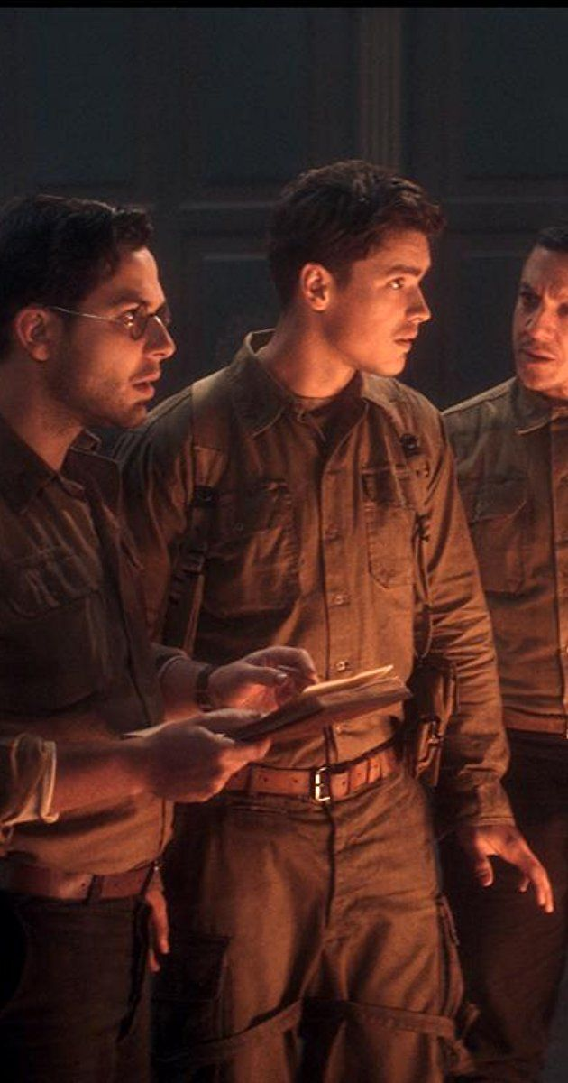 Ghosts of War (2018) Full Movie Download