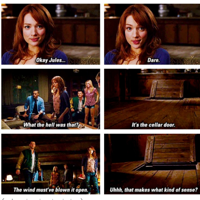 The Cabin In The Woods Beacoup Screencaps Pinterest