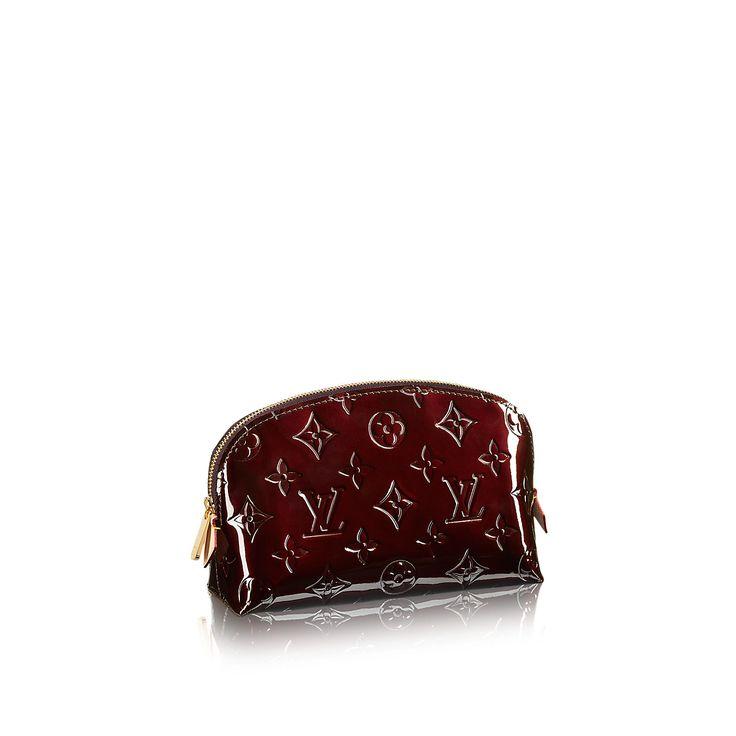 Discover Louis Vuitton Cosmetic Pouch via Louis Vuitton