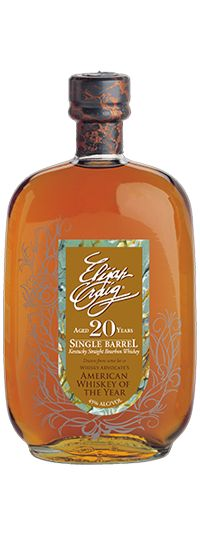 Elijah Craig 20 YO Single Barrel - Heaven Hill Distilleries - Will NOT buy! Too expensive @ $120 plus.  Give me back my discontinued EC 18 YO!  Well, maybe I NEED A BOTTLE!