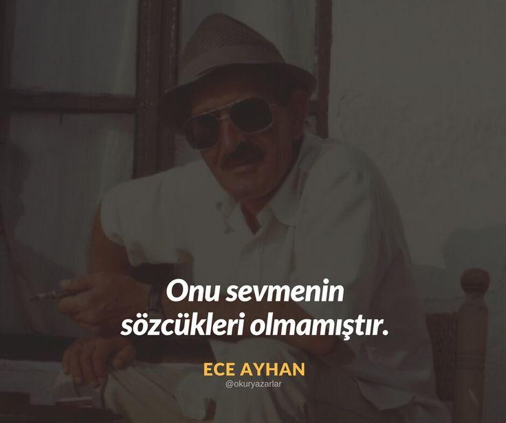 * Ece Ayhan