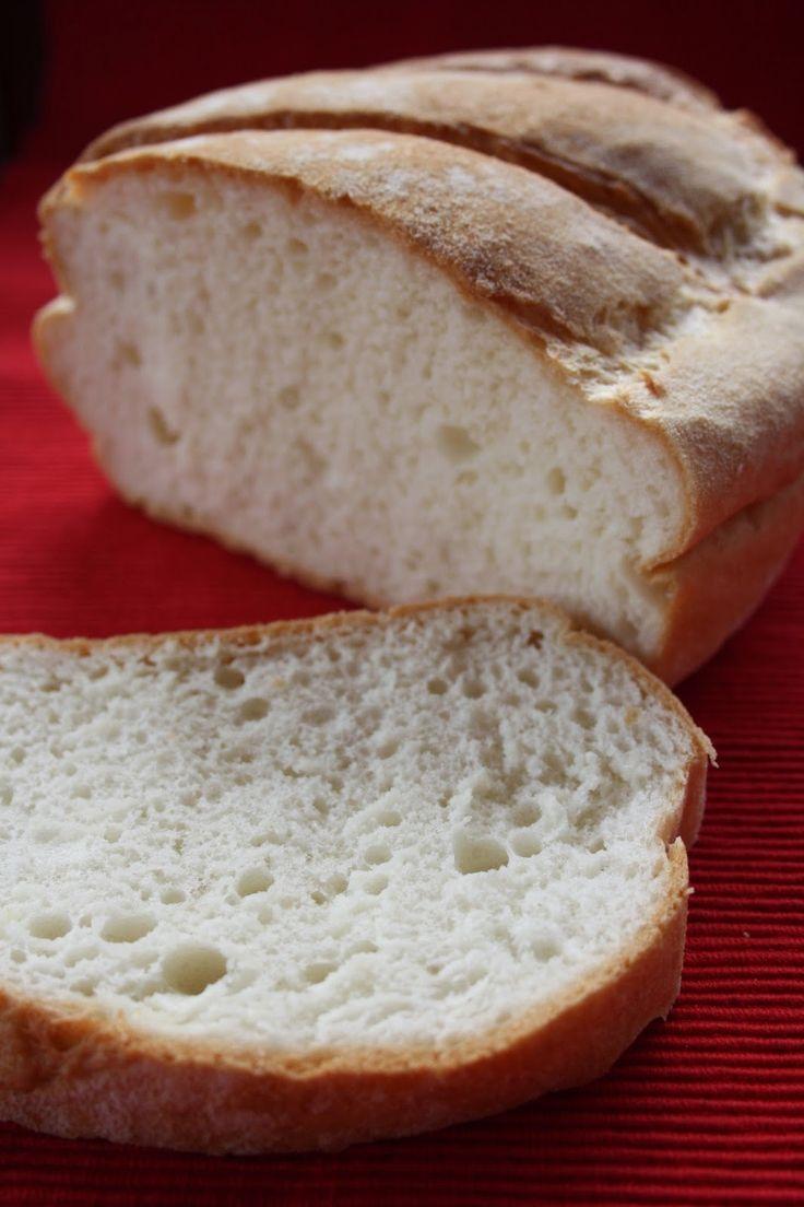 Kenyér/zsemle/bagett gluténmentesen