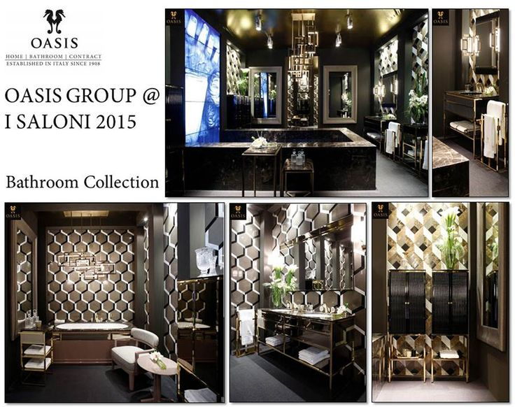 Oasis Group Setting At Milan FuoriSalone 2015 By Massimiliano Raggi Luxury Interior