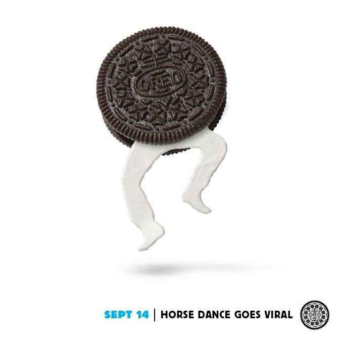 September 14 - Horse Dance Goes Viral #dailytwist