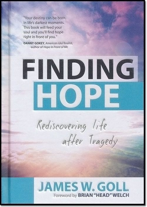 Elijah List Store - Finding Hope: Rediscovering Life After Tragedy -- by James W. Goll, $14.99 (http://www.elijahshopper.com/finding-hope-rediscovering-life-after-tragedy-by-james-w-goll/)