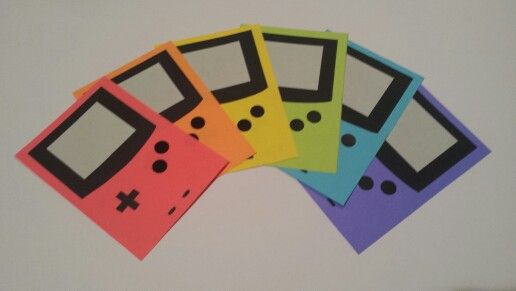 Gameboy door decs