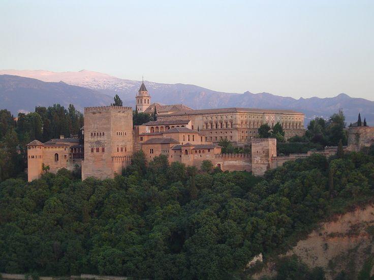 Alhambra - Spain ~ UNESCO World Heritage
