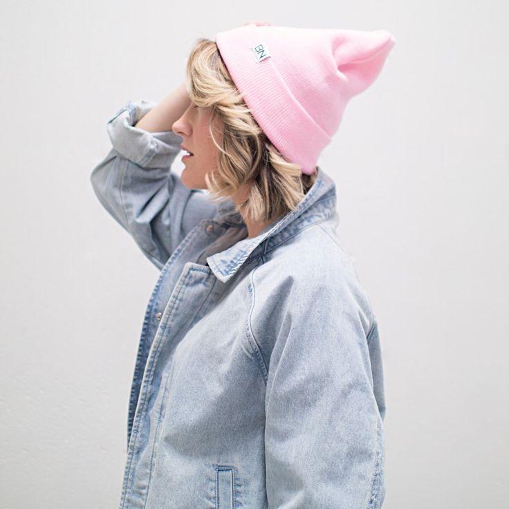 Beanie | Pink