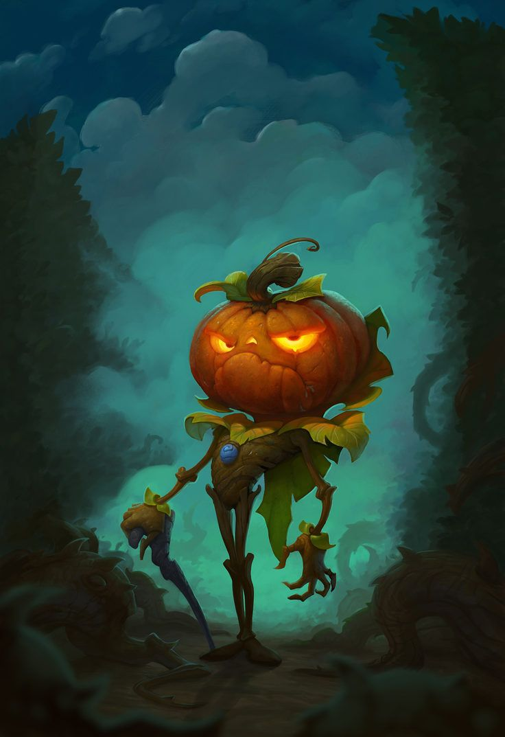 Mr Jack-O by servando lupini