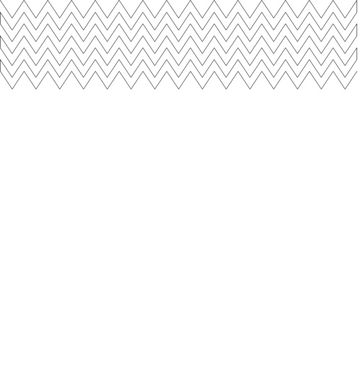 Long Arm Quilting Pattern Boards : Chevron USD .0125 Long Arm Quilt Patterns Pinterest