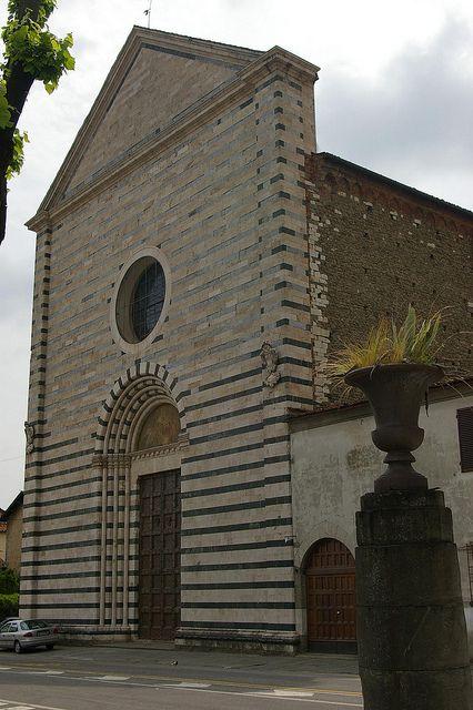 Pistoia. San Francesco.