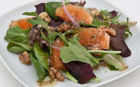 Vinaigrette, Simple salads and Salad dressings on Pinterest
