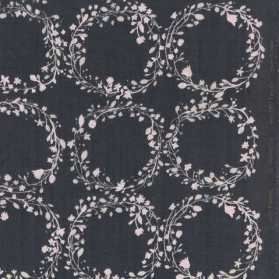 Nani Iro 2014 Joy Flower Respect Double Gauze   Dress Fabrics   Fabrics to Inspire - Kelani Fabric