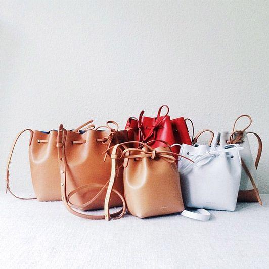 Mansur Gavriel's bucket bag