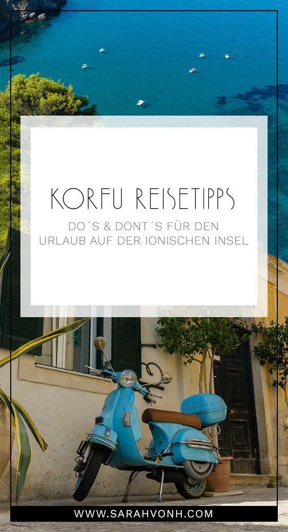 KORFU REISETIPPS – Places and Pleasure – Der Reise- und Genussblog