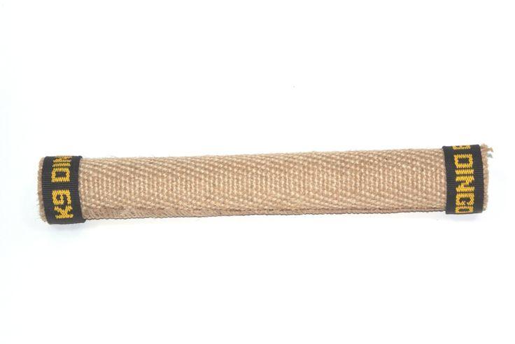 Gryzak z juty w kształcie walca bez uchwytu, 3x25cm
