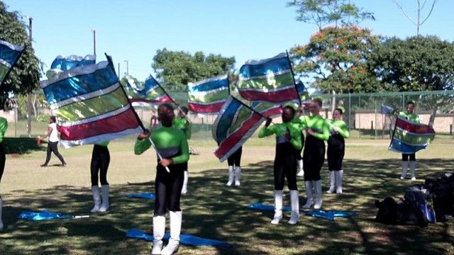 Raising funds to help Forest View Primary Drum Majorettes get to Nationals 2017