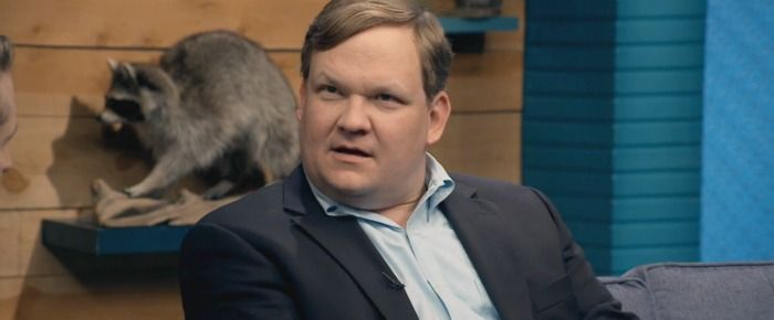 Scott Aukerman asks Andy Richter a very tough question on Comedy Bang Bang (Exclusive video)