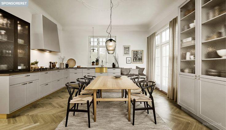 uno forms New Nordic Shaker Kitchen: enkelthed og høj kvalitet