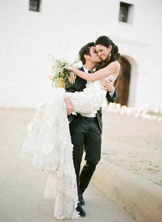 cute pic Bride and Groom