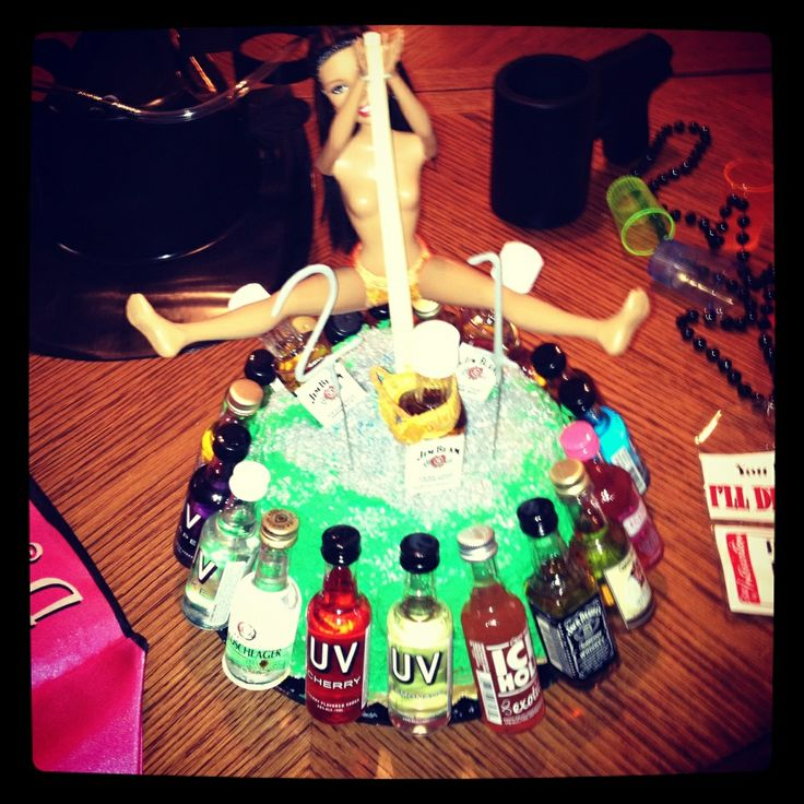 14 Best Images About Non-alcoholic 21st Birthday Ideas On