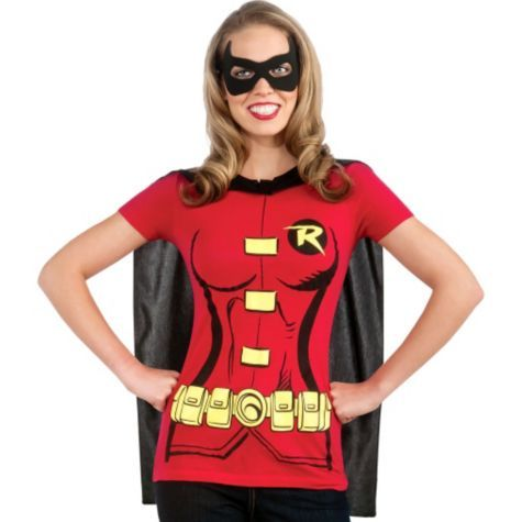 Female Robin Costume Kit - Party City for work