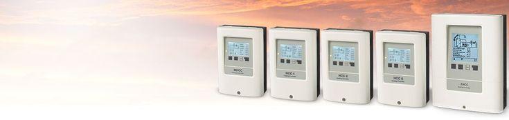 Solární regulátory Sorel  Solární regulace řady TDC firmy Sorel GmbH, poskytují komfortní a přehlednou obsluhu a absolutní kontrolu činnosti solárního systému. Jedná se o kvalitní a bezporuchové solární regulátory. Dodáváme řady Sorel TDC1, Sorel TDC3 a Sorel TDC5.