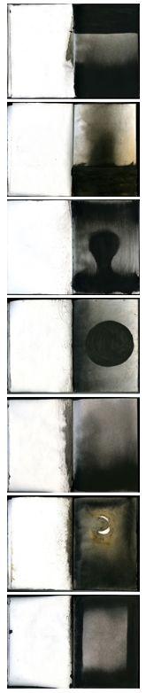 Anish Kapoor, Sketchbooks